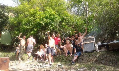 J+13 Un barbecue Australien…