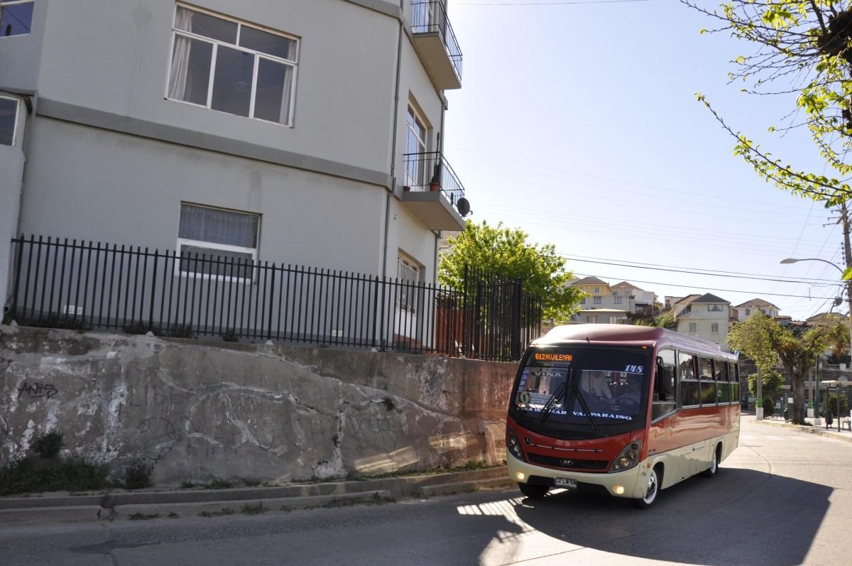 """J+53 Prendre le bus """"El O"""""""