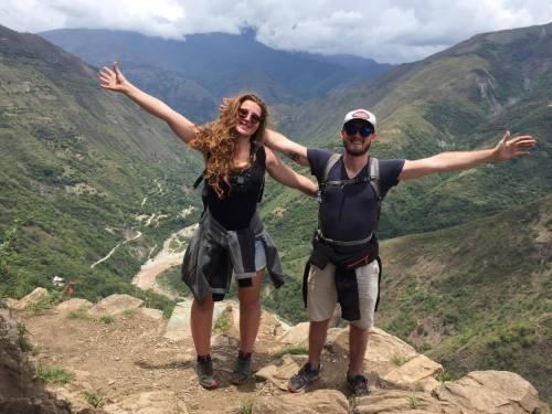 J+76 8h de randonnées sur le chemin des Incas…