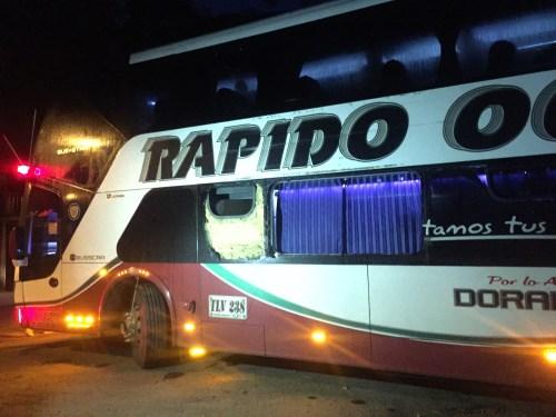 J+105 Accident de bus.