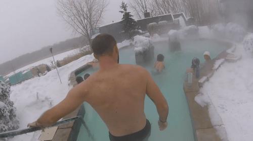 J+127 Tester les bains nordiques !