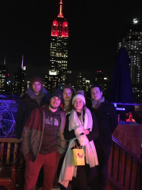 J+171 Un rooftop en famille !