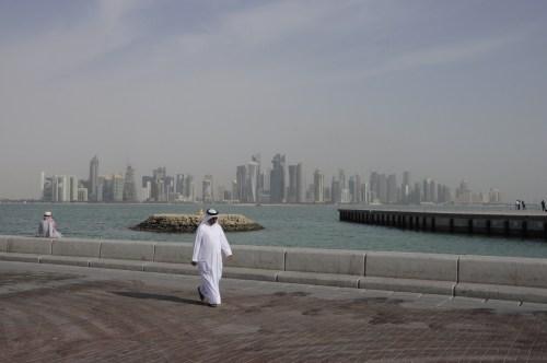 J+177 Un souk au Qatar !