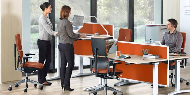 4 bonnes raisons d adopter le bureau modulable assis debout