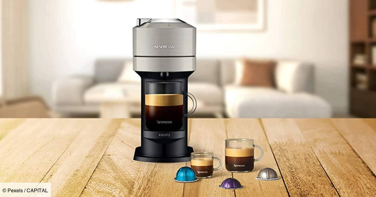 machines nespresso pendant les soldes