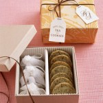 capability mom loves martha stewarts packaging of tea and cookies for a hostess gift