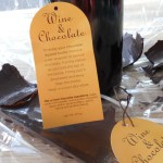 capability mom finds chocolate covered wine a treat