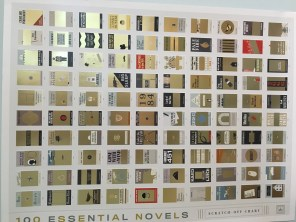100 Essential Novels from Pop Chart Lab