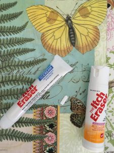 "After Bite® ""The Itch Eraser"" is America's #1 selling insect bite treatment. Its pen-like vial that is easy and convenient to carry and use. The ammonia based product relieves the itch from insect bites. Efficacy studies and 32 years of happy customers prove that it provides IMMEDIATE RELIEF FOR INSECT BITES. After Bite® Kids is specially formulated to provide fast relief for children. We removed the ammonia in order to make this formula non-stinging on sensitive skin. With Eucalyptus Oil, Tea Tree Oil, Baking Soda, Aloe Vera and Vitamin E, this unique cream formula provides relief from insect bites. capabilitymom.com"