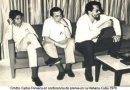 23 de junio – 1936: nace Carlos Fonseca Amador, novio de la patria rojinegra