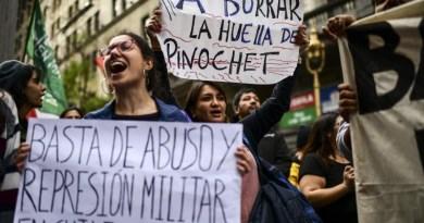 Chile: No son 30 pesos, son 30 años de abuso