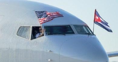 Nueve aeropuertos en la isla ya no recibirán vuelos ni viajeros desde EE.UU.