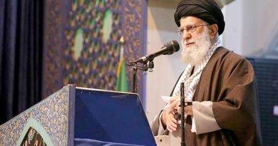 """Jamenei: """"EEUU quedó abrumado por la masiva respuesta del pueblo iraní"""""""