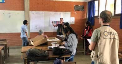 Desarticulada una vez más narrativa del fraude en Bolivia