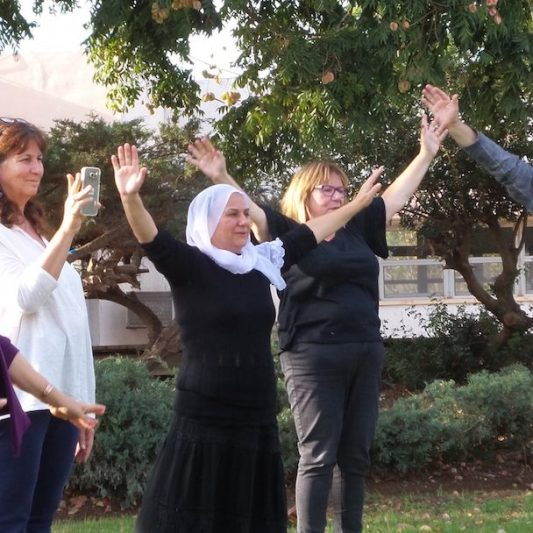 Middle East Tai Chi