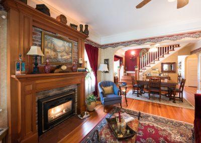 Claybourne Residence