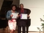 Winner: Miss Najah Sims and Honorable Mention to Mr. Jadyn Rodgers