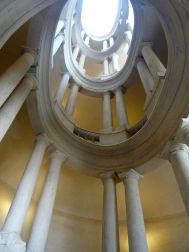 Palais Barberini : escalier