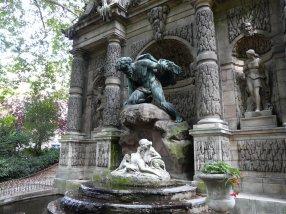 Fontaine Medicis, Paris