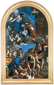 funerailles-et-apotheose-de-sainte-petronille-par-guercino