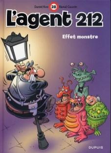 Agent 212 : Effet monstre