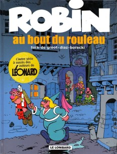 Robin Dubois Au bout du Rouleau