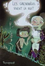 Les grenouilles vivent la nuit