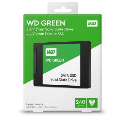 wd green ssd wds240g2g0a - disque ssd - Disque dur interne ssd 240 go western digital