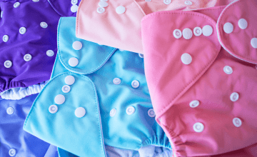 Cloth Diapers 101, The Complete Guide For Beginners