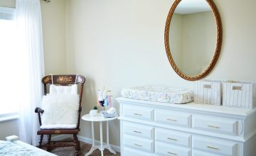 Design A Nursery In Your Master Bedroom, A Walkthrough