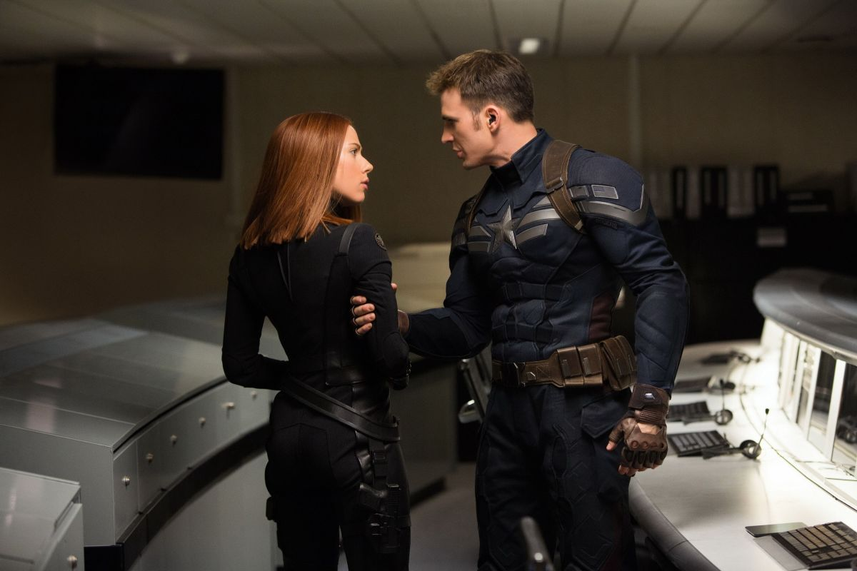 Could Captain America make an appearance in the Black Widow