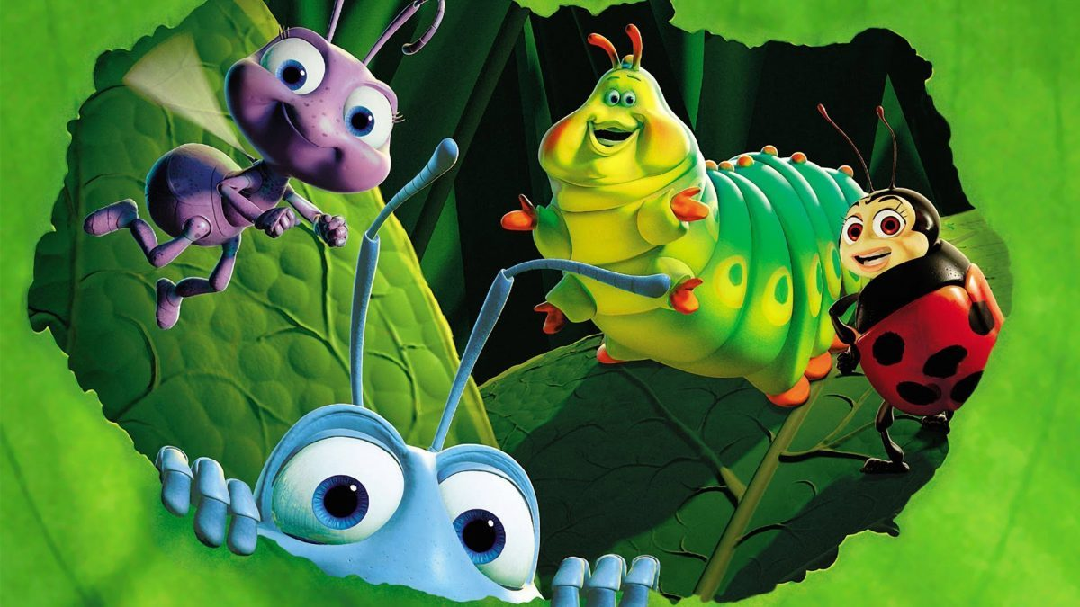 Why We're Thankful for A Bug's Life