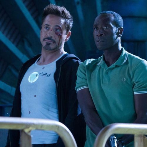 Why We're Thankful for The Iron Man Team