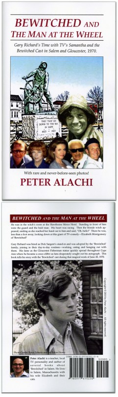 "Learn more about Peter Alachi's ""Bewitched"" books."