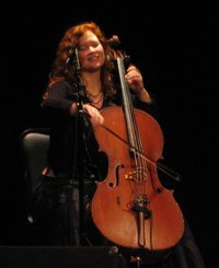 Learn more about the most excellent cellist, Kristen Miller.