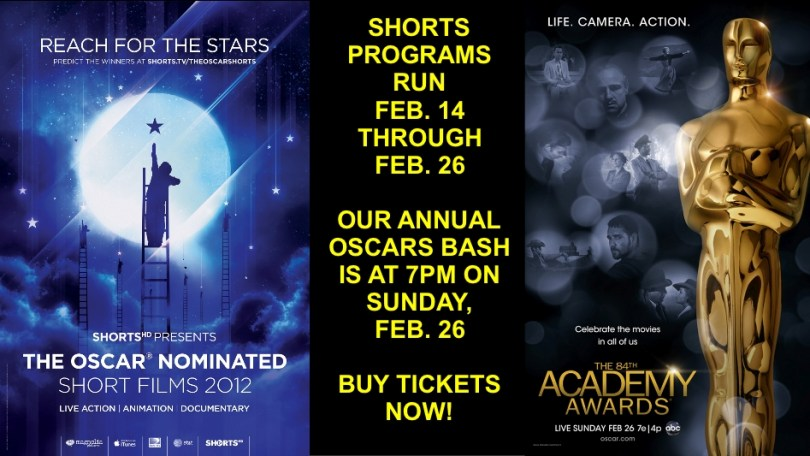Reserve your tickets to this year's Oscars Party!