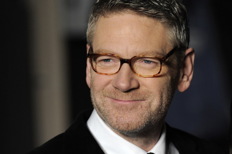 Learn more about Kenneth Branagh.