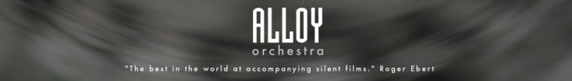 Learn more about our friends, The Alloy Orchestra.