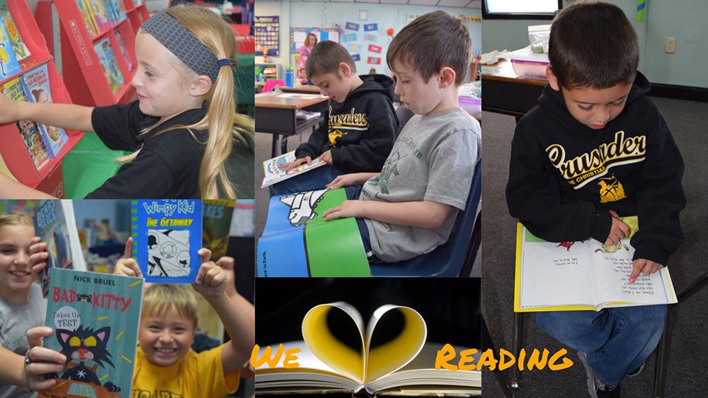 Reading at Cape Coral private school