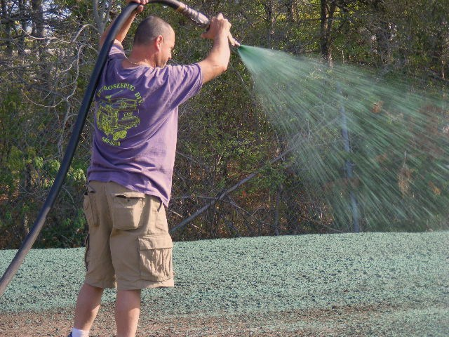 Lawn Installations, Hydroseeding Service, Lawn Installations, Falmouth, MA