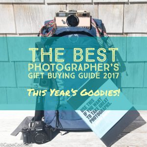 The Best Photographer's Gift Buying Guide 2017