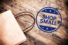 Please support small, local businesses