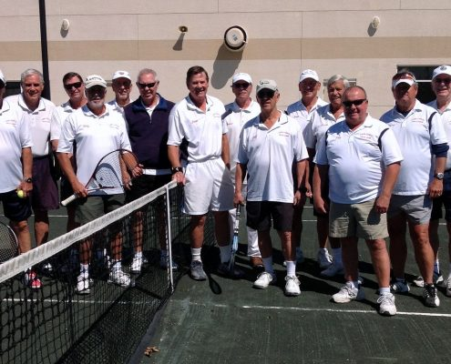 Cape Coral Racquet Club Courts Mens Teams