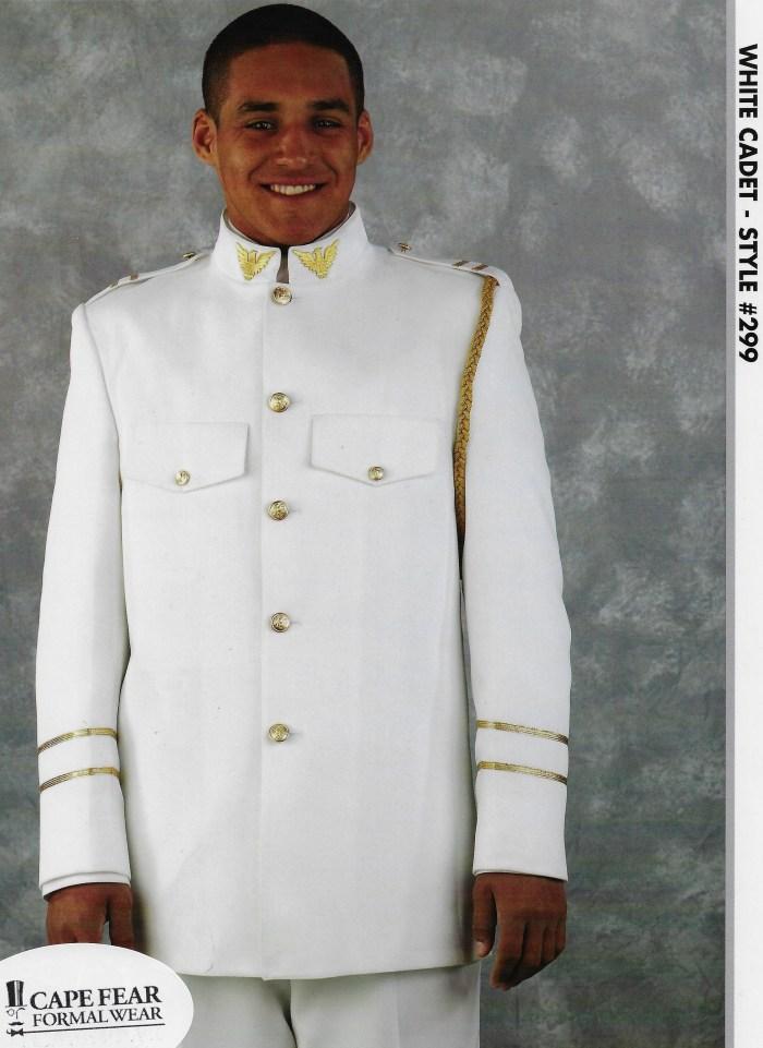 White Cadet