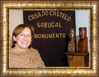 «Casa do Castelo» de Natália Bispo (Sabugal) – Imagem da Semana (11-2-2008)
