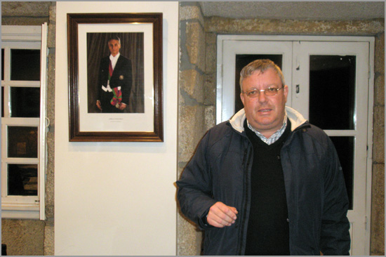 Presidente Manuel Alves Rito - Câmara Municipal Sabugal - Foto: José Carlos Lages