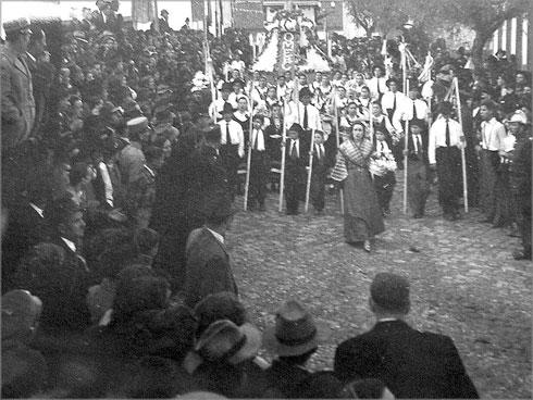 Cortejo de Oferendas - 1947 - Sabugal
