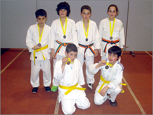 Torneio Judo Circuito Campeões - Porto - Sporting Clube Sabugal