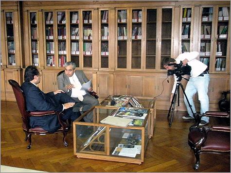 Capeia Arraiana e LocalVisãoTv na Assembleia da República - Capeia Arraiana