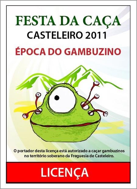 Festa da Caça 2011 - Casteleiro - Sabugal - Capeia Arraiana